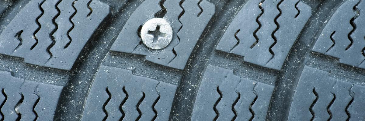 Ihr Reifen verliert Luft?